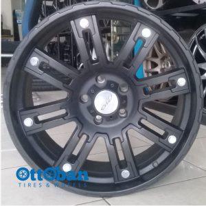 MB wheels r20x9.0